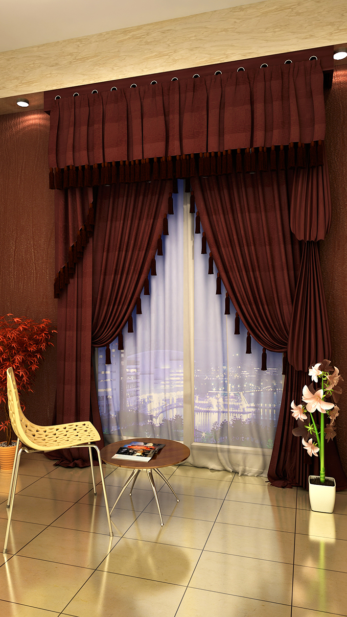 Finding it tough to match your furniture with your curtains?