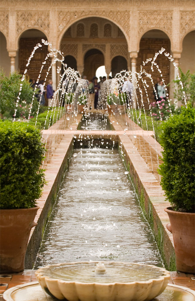 Court of the Long Pond, Generalife (photo: Andrew Dunn)
