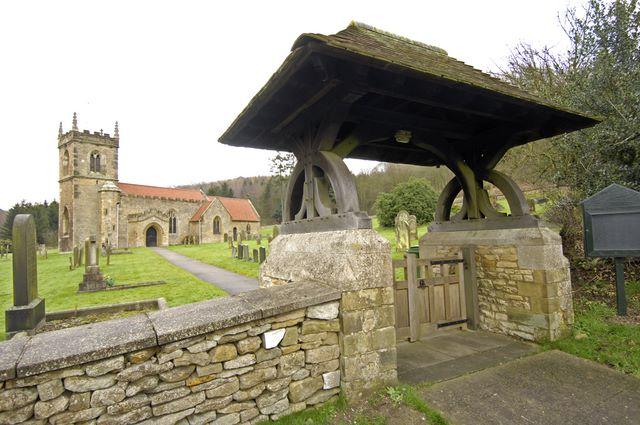 All Saints Church, Brantingham - geograph.org.uk - 657153