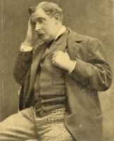 Альфонс Алле в роли писателя (конец XIX века)