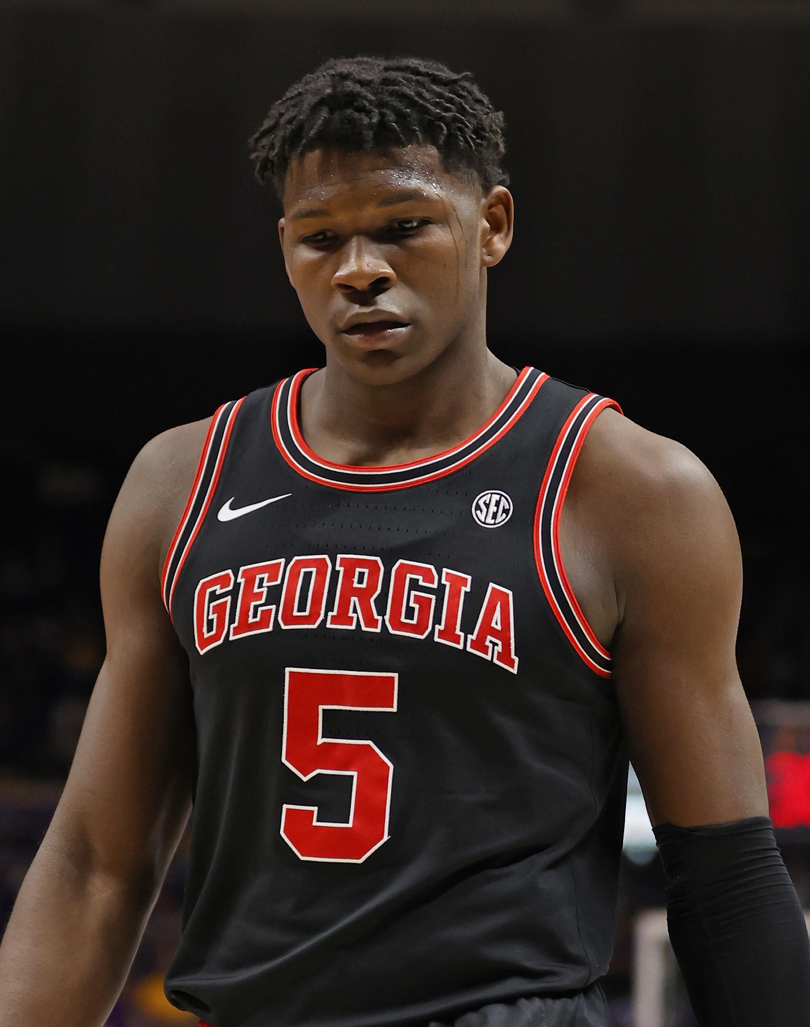 Anthony Edwards Basketball Wikipedia