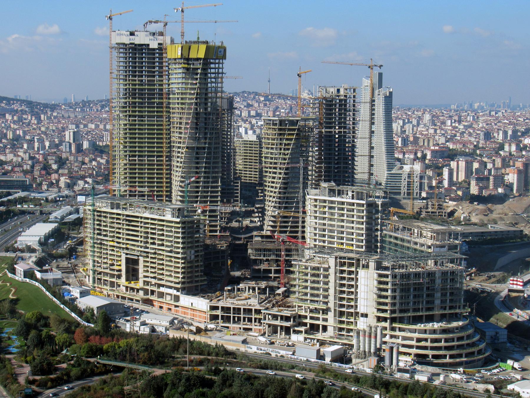 Istanbul Finans Merkezi Vikipedi