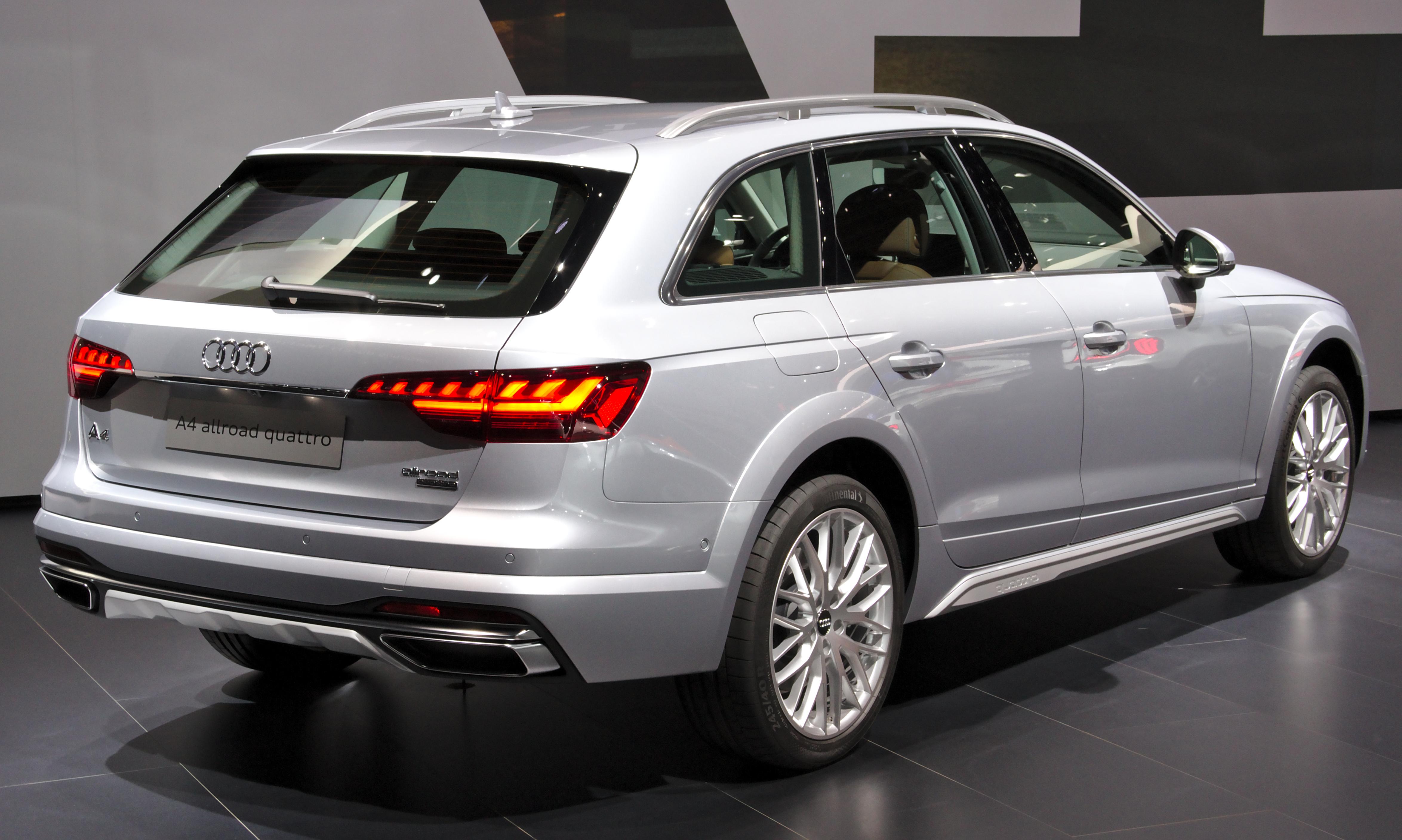 Kelebihan Audi A4 Allroad Perbandingan Harga