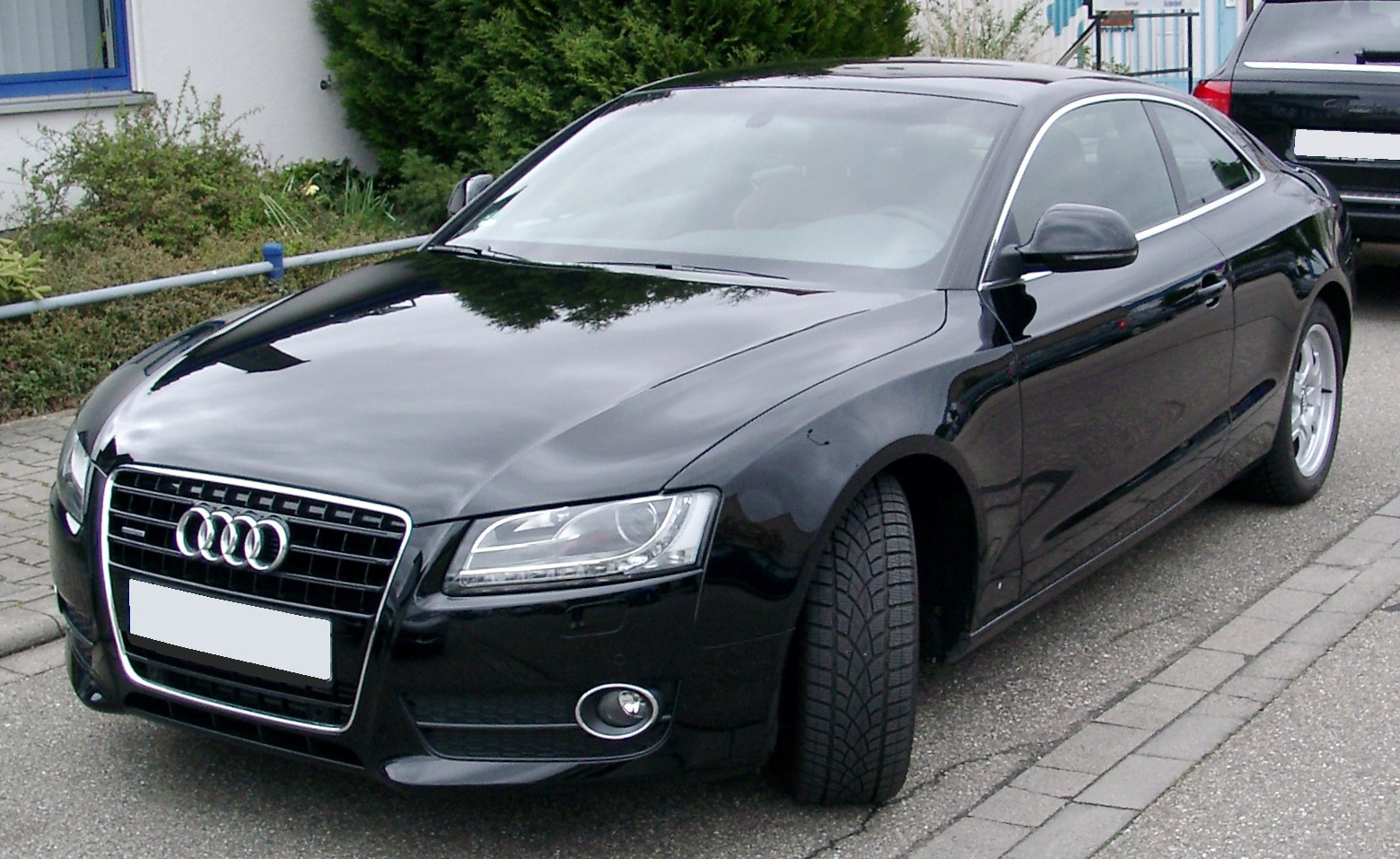 Audi A 3 2010 >> File:Audi A5 front 20080414.jpg - Wikimedia Commons