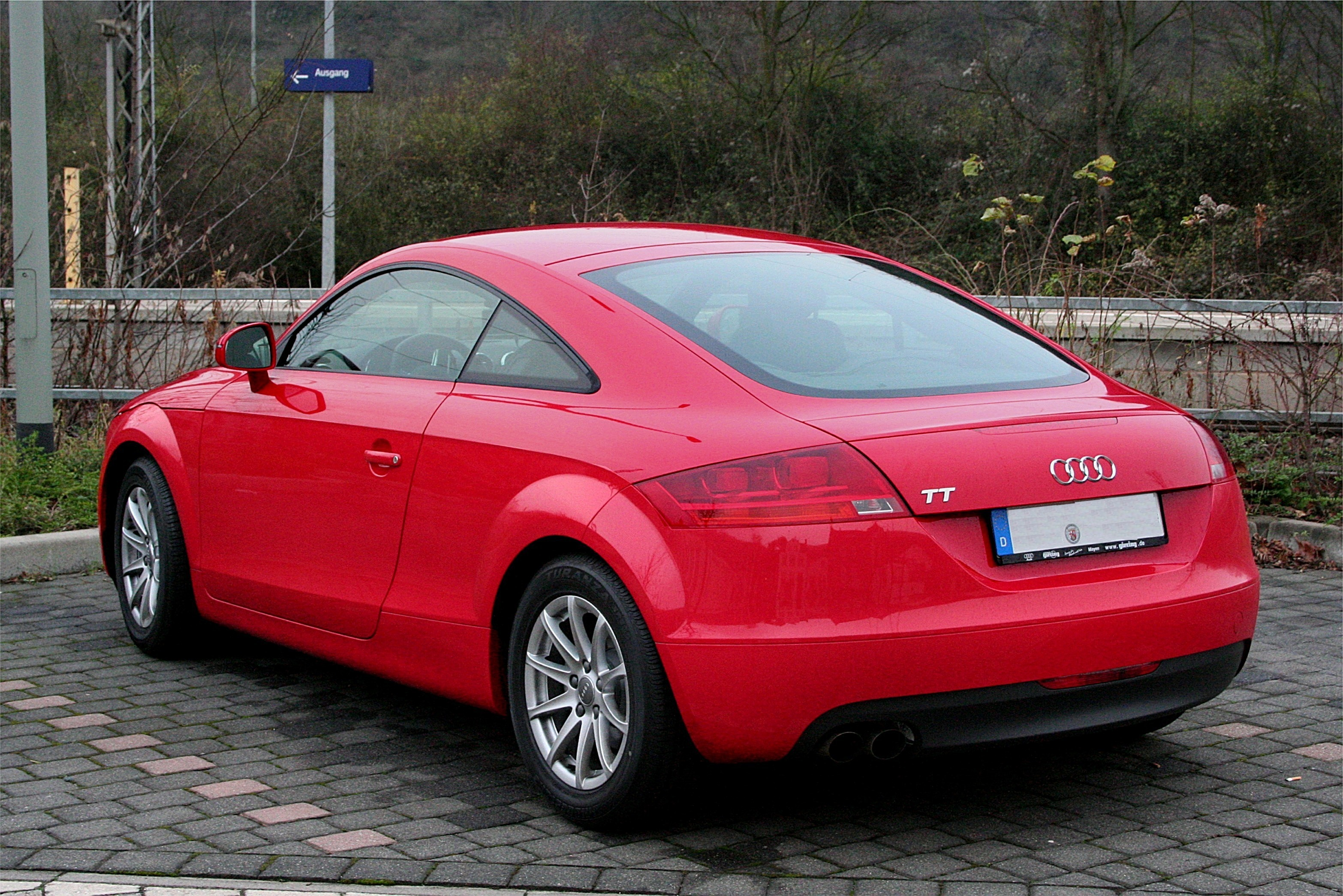 File Audi Tt Bj 2006 2006 12 25 05 Retusch Jpg