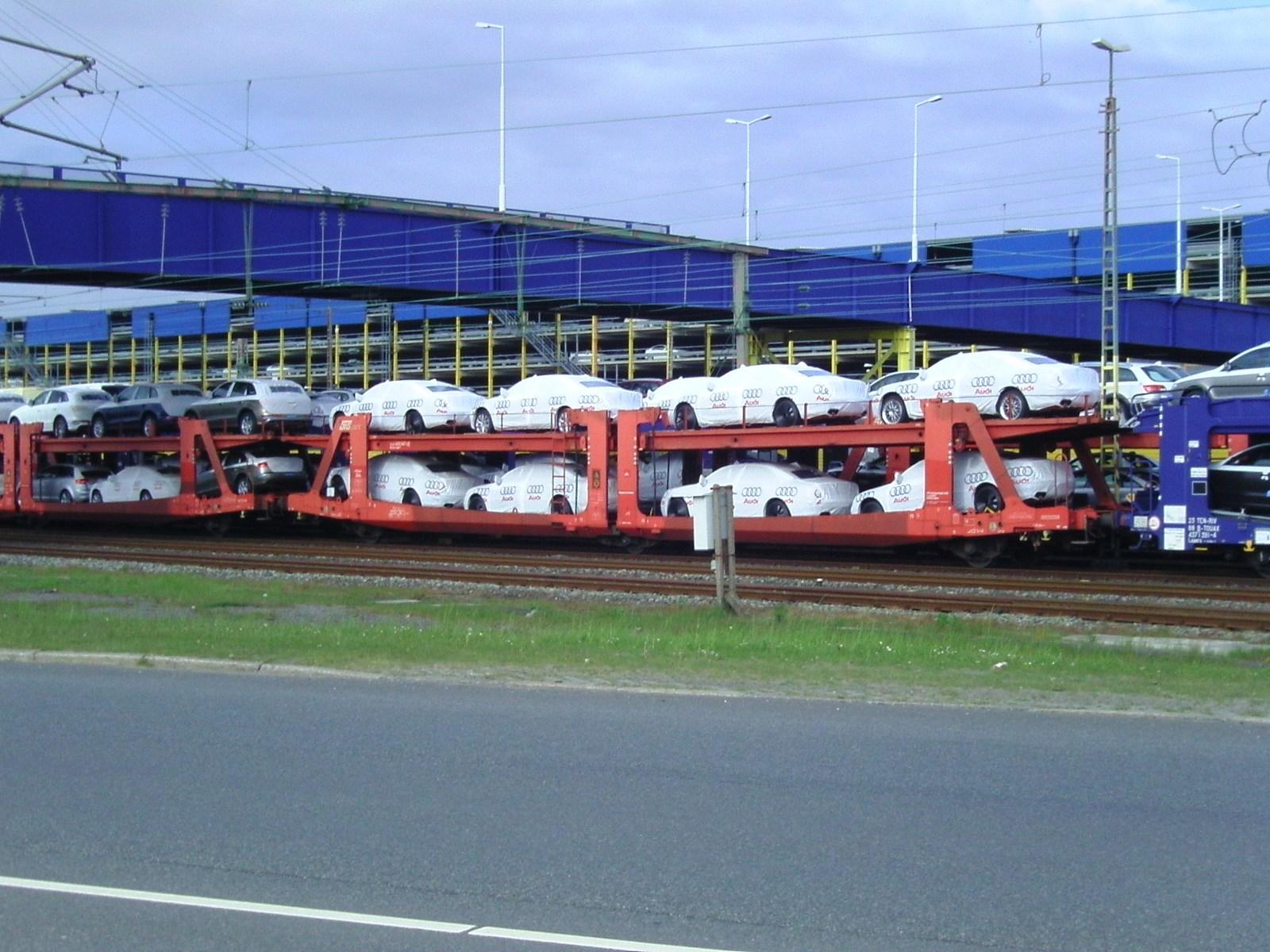 Car Shipping New York To Rotterdam
