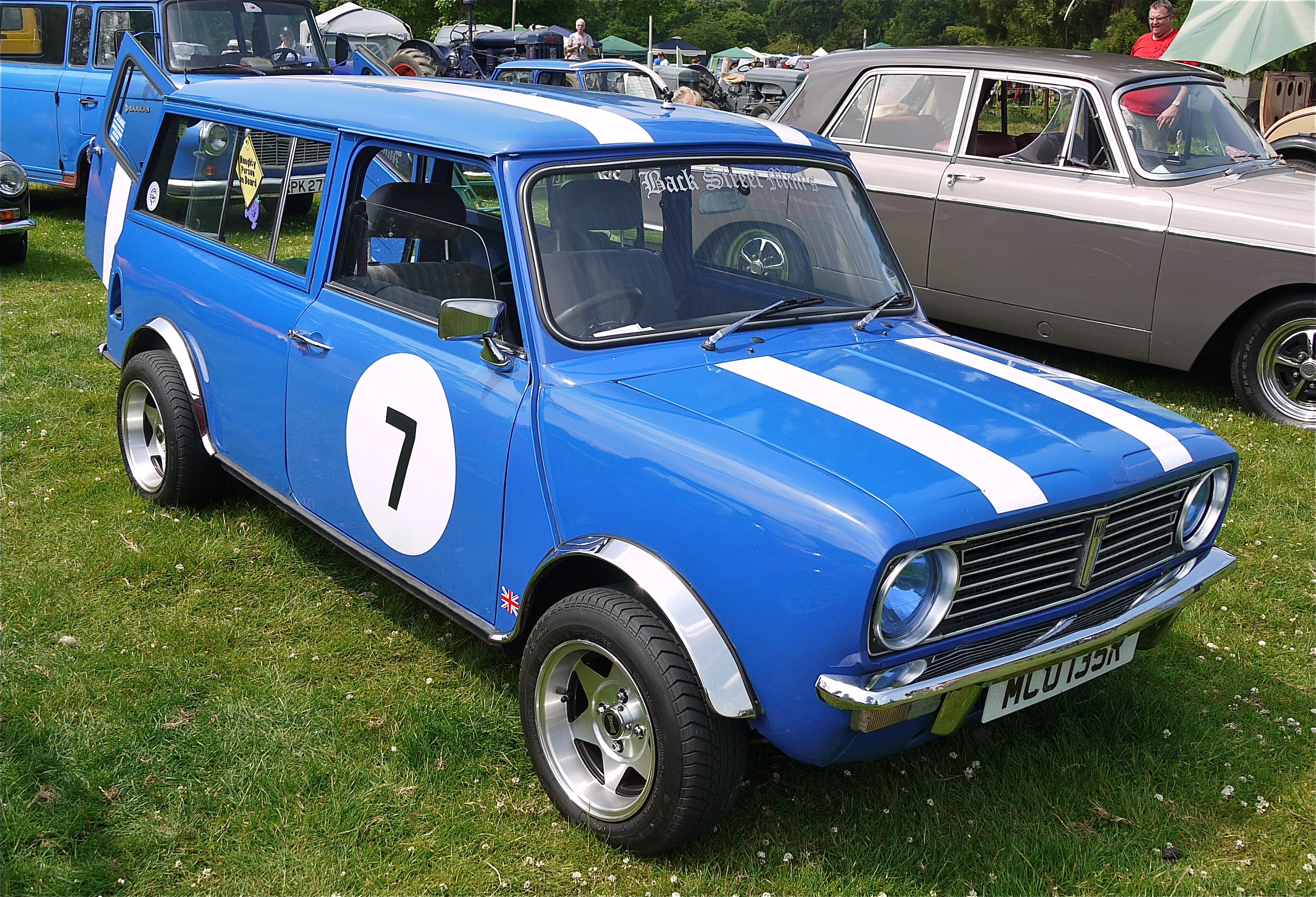 file austin mini clubman estate flickr mick. Black Bedroom Furniture Sets. Home Design Ideas