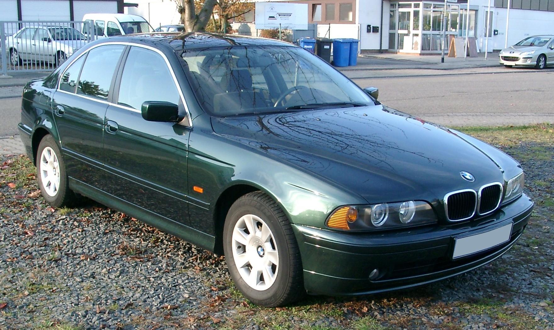 BMW 5 Series (E39) - Wikipedia