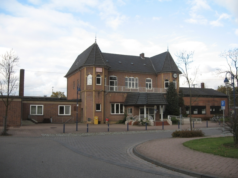 Bad Bentheim Bahnhof Parken