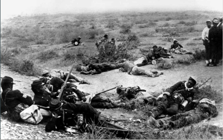 Guerra del Pacífico (1879 - 1883): Batalla de Miraflores Batalla_de_Miraflores