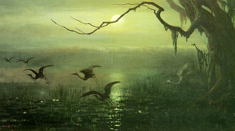 File:Beard, William Holbrook ~ Phantom Crane, 1891, oil on canvas.jpg