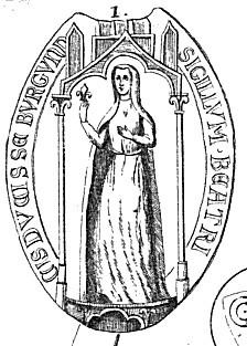Beatrice of Navarre, Duchess of Burgundy Duchess of Burgundy