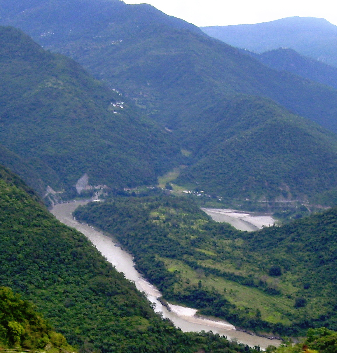 [Ganges headwaters]