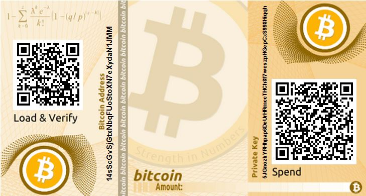 File:Bitcoin paper wallet generated at bitaddress.jpg