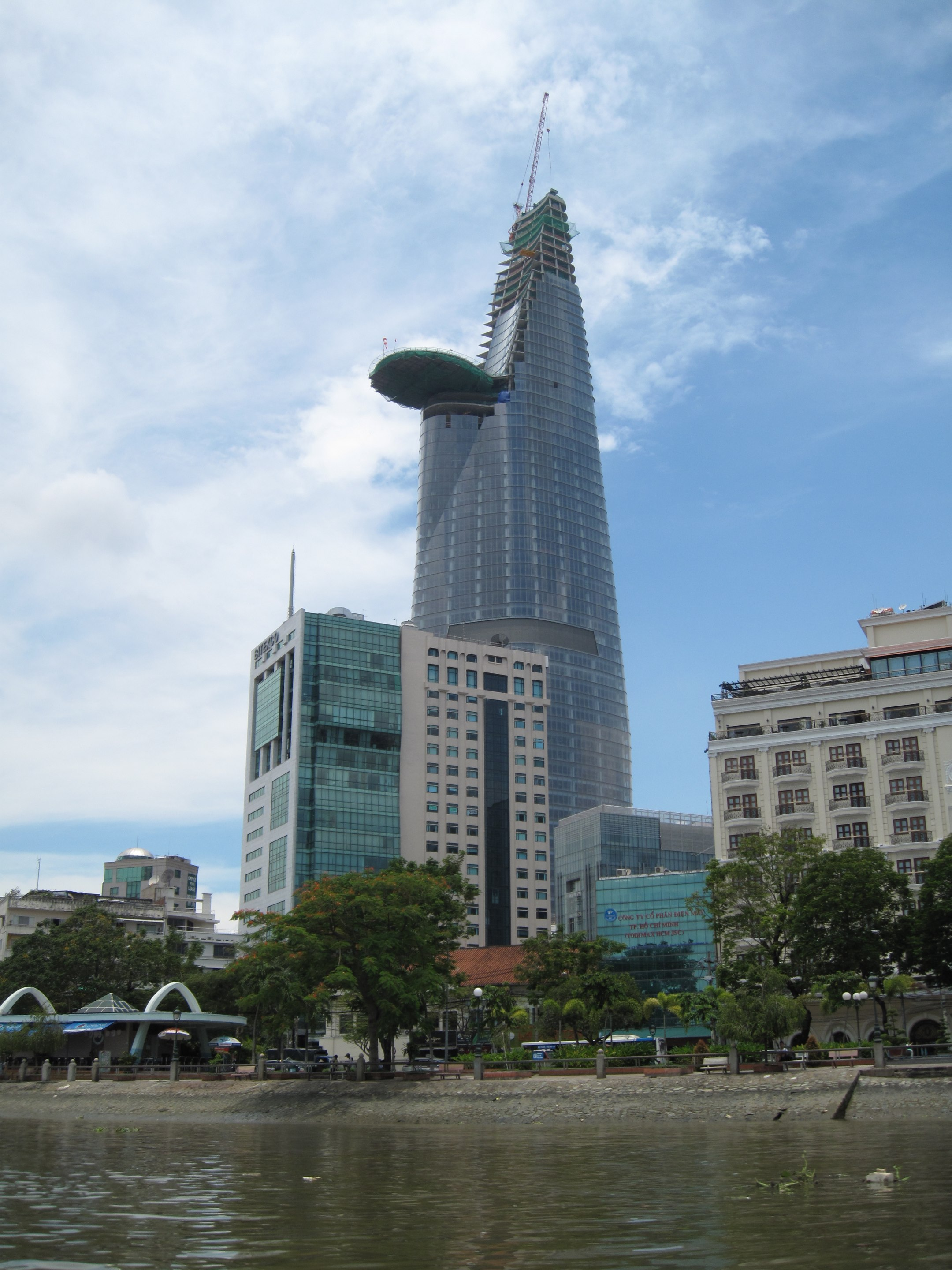 Ho Chi Minh City Vietnam  city photo : ... Financial Tower, Ho Chi Minh City, Vietnam Wikimedia Commons