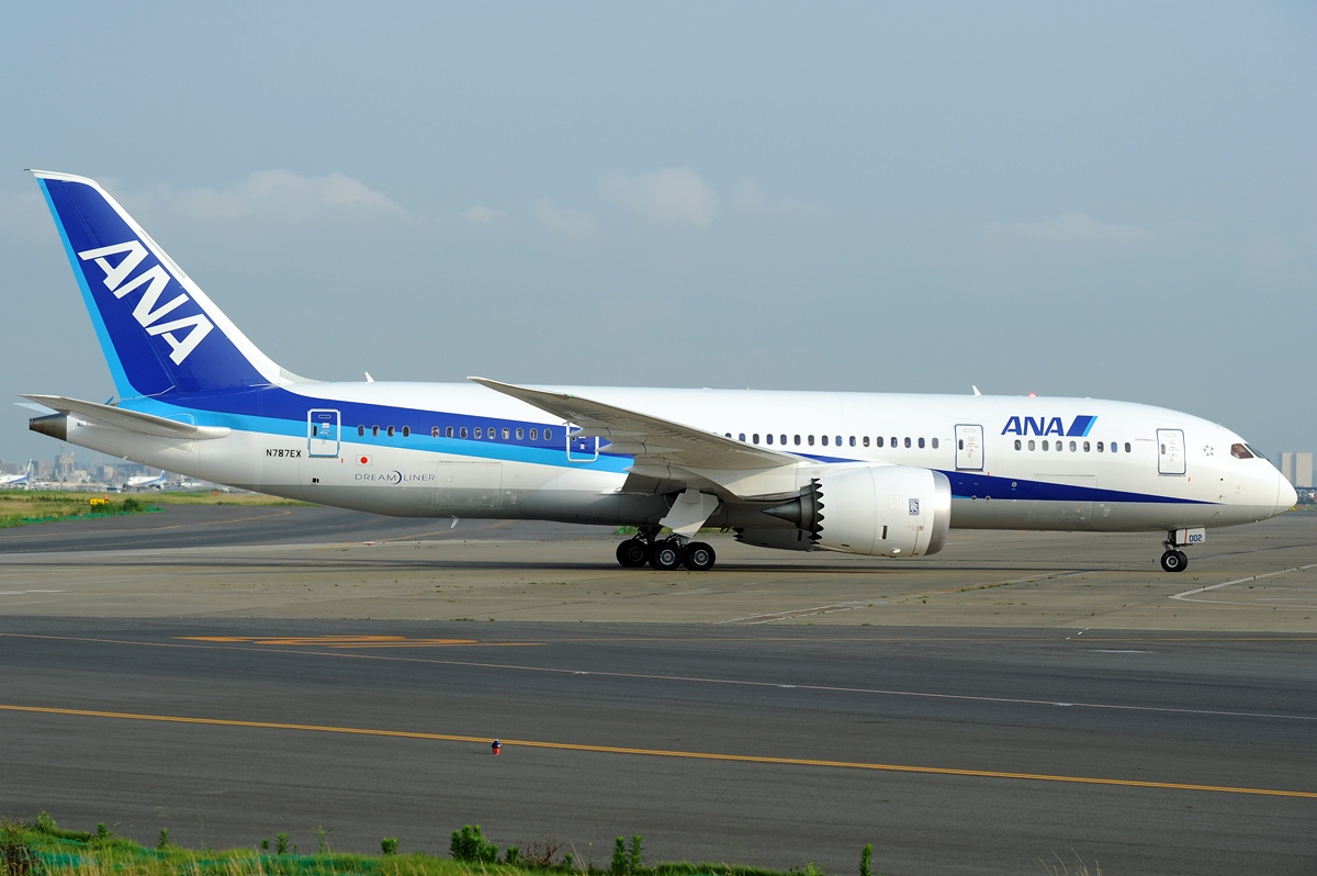 Image result for All Nippon Airways (ANA)