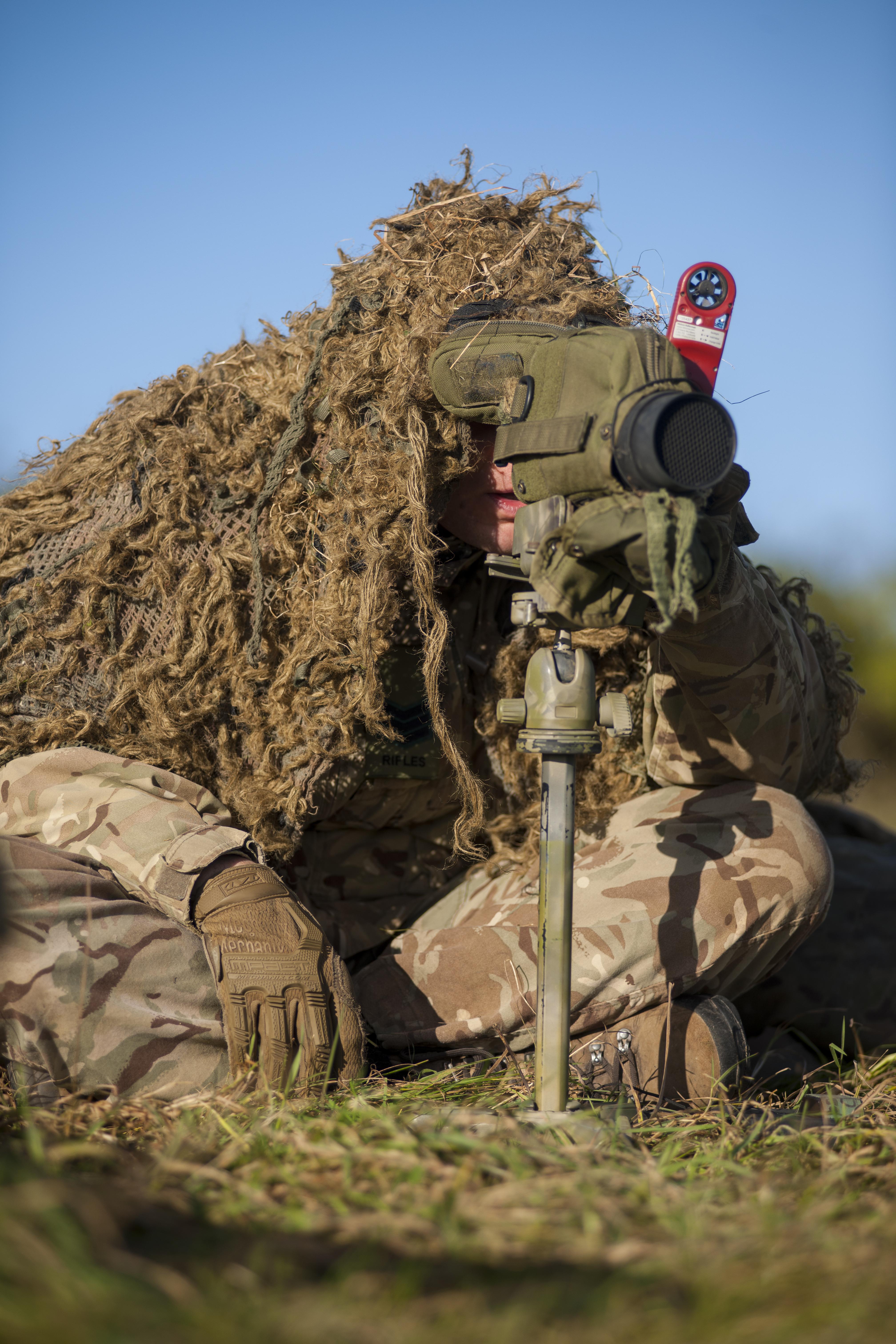 File:British Army Sniper Commanders Course MOD 45163341.jpg