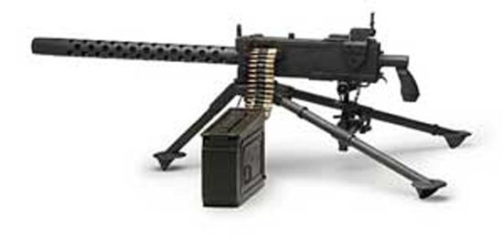 M1919 Browning machine gun - Wikipedia