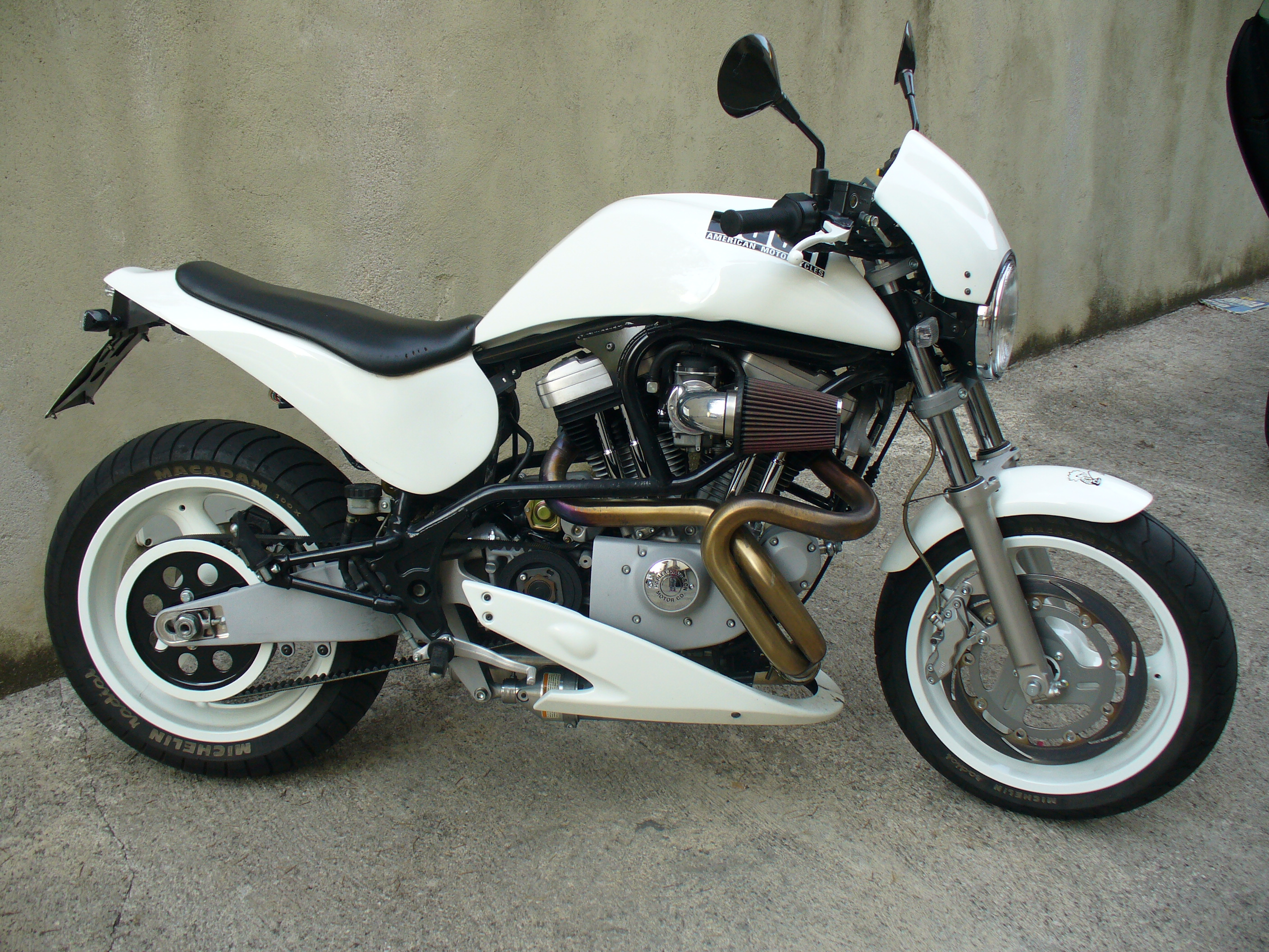 Permalink to Buell Cafe Racer