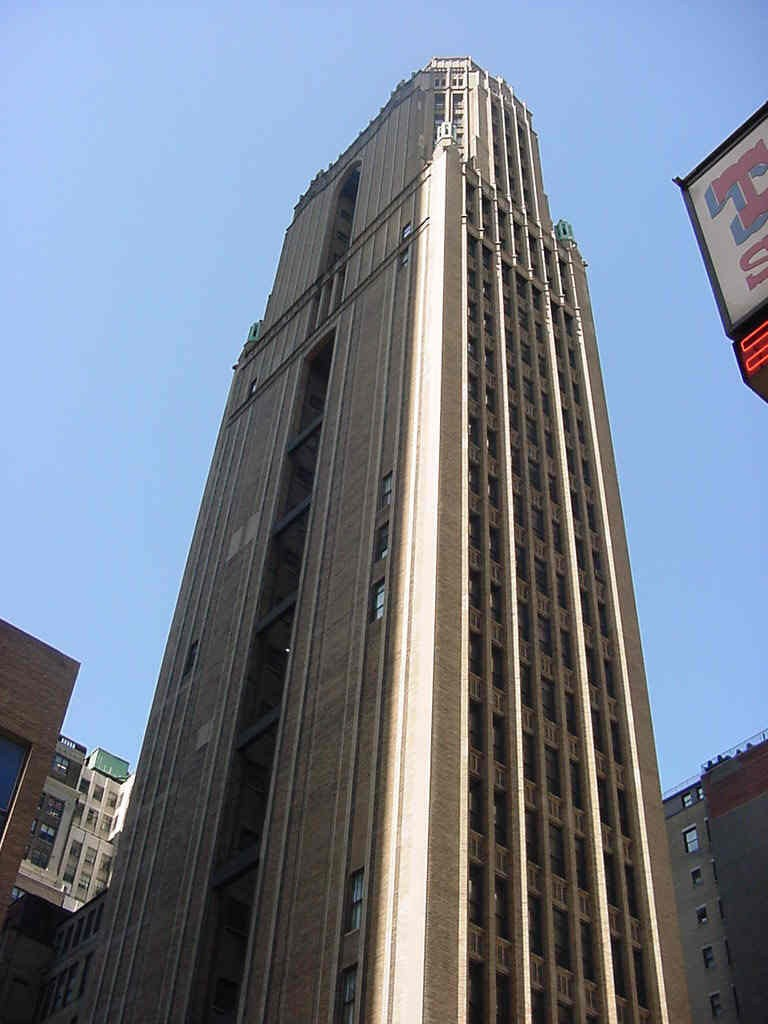 Bush Tower - Wikipedia
