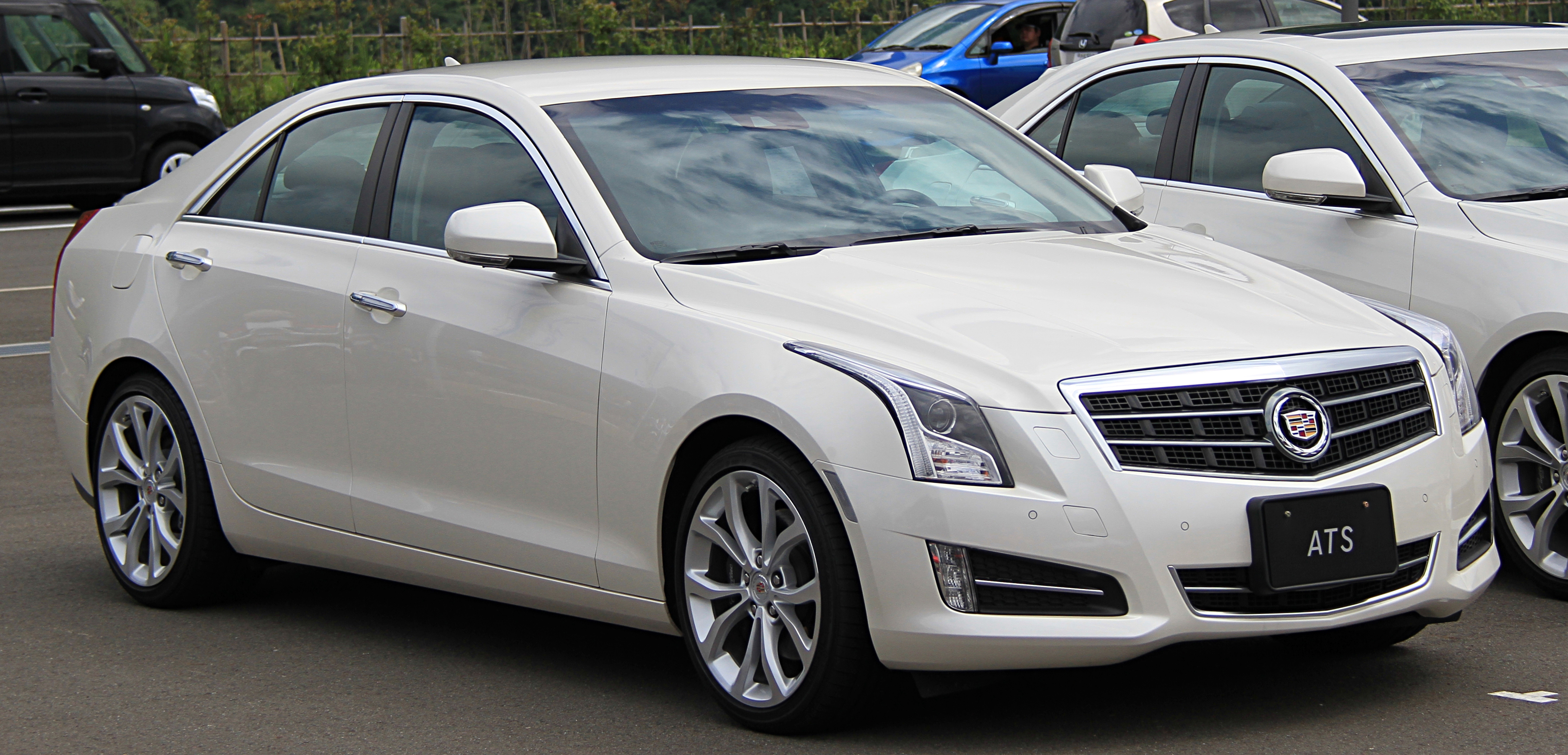 What Does Ats Mean >> Cadillac Ats Wikipedia
