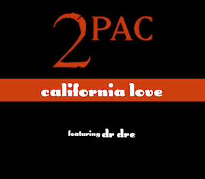 California Love 1995 single by 2Pac featuring Dr. Dre and Roger Troutman