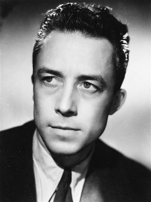 Poet Albert Camus