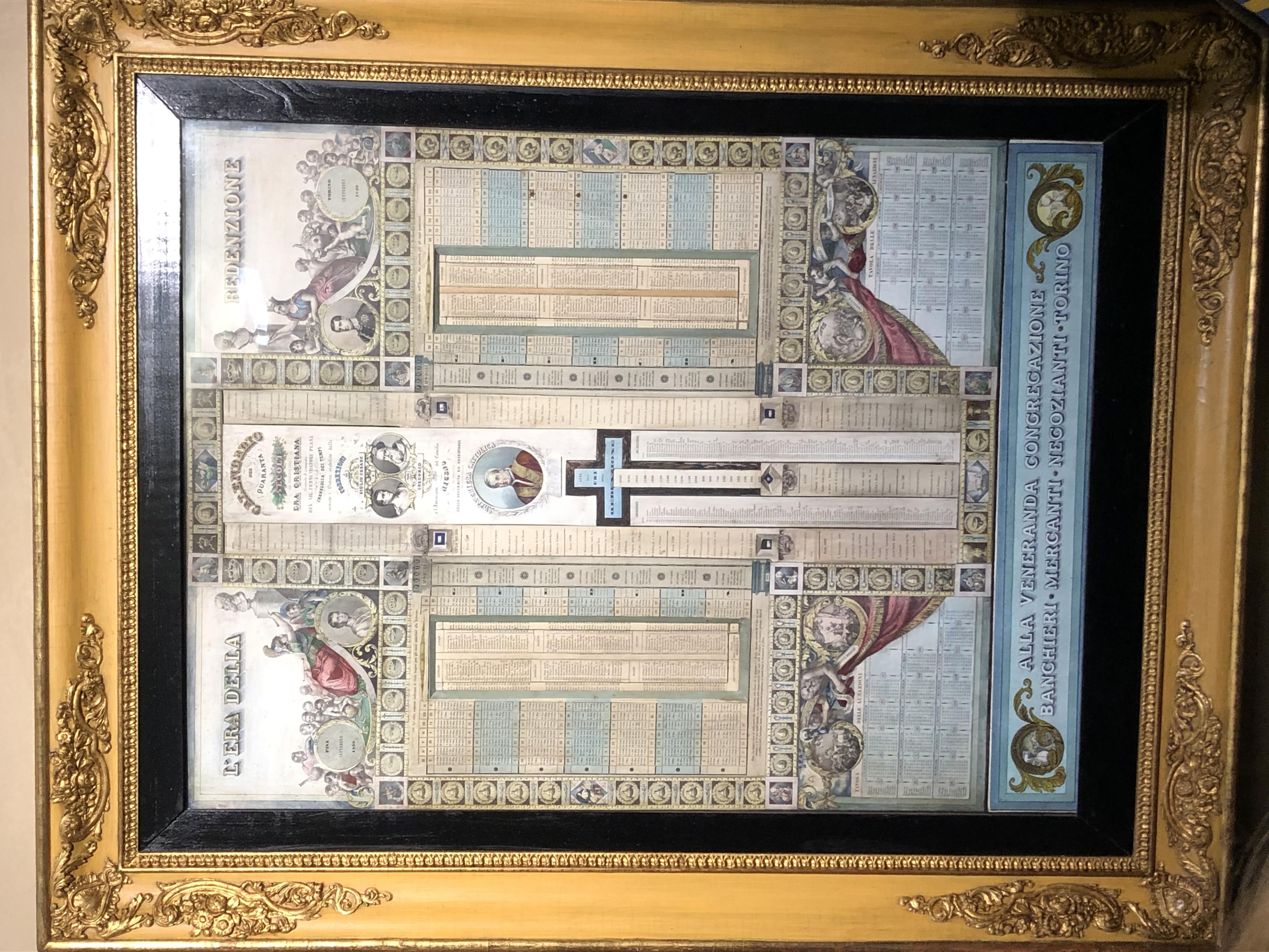 Apri Il Calendario.File Cappella Dei Mercanti Calendario Perpetuo Jpg Wikipedia