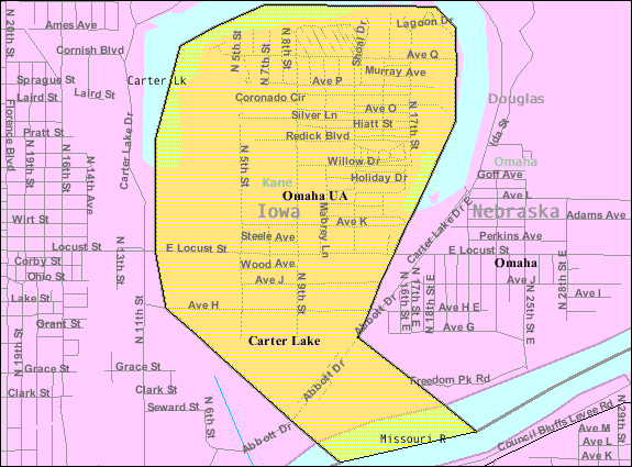 File:Carter-lake-map.png - Wikimedia Commons on