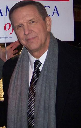 Charles Gibson in 2008.