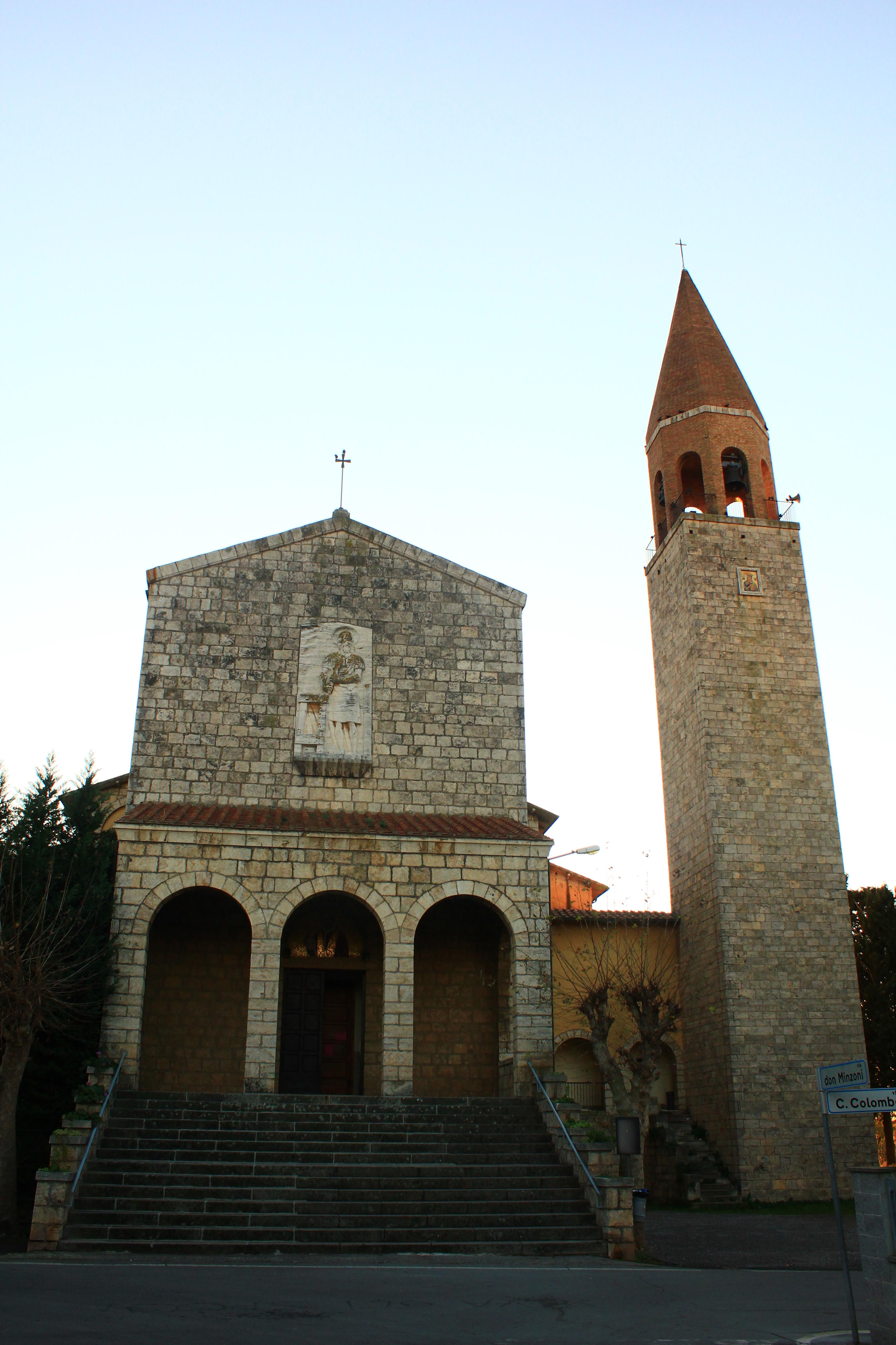 File:Chiesa di San Giuseppe a Bagno di Gavorrano.JPG - Wikimedia Commons
