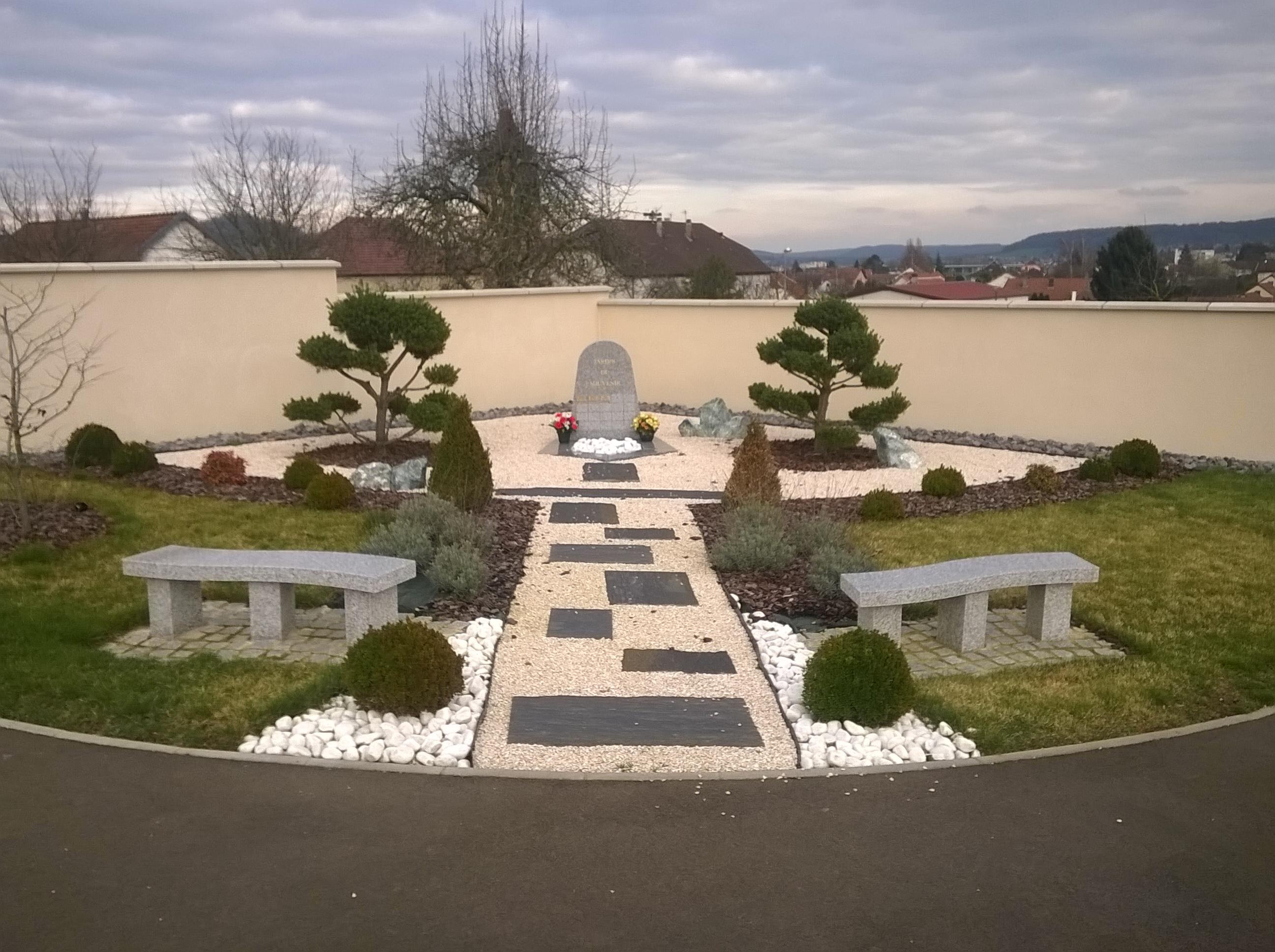 File Cimeti¨re de Noidans l¨s Vesoul Jardin du Souvenir