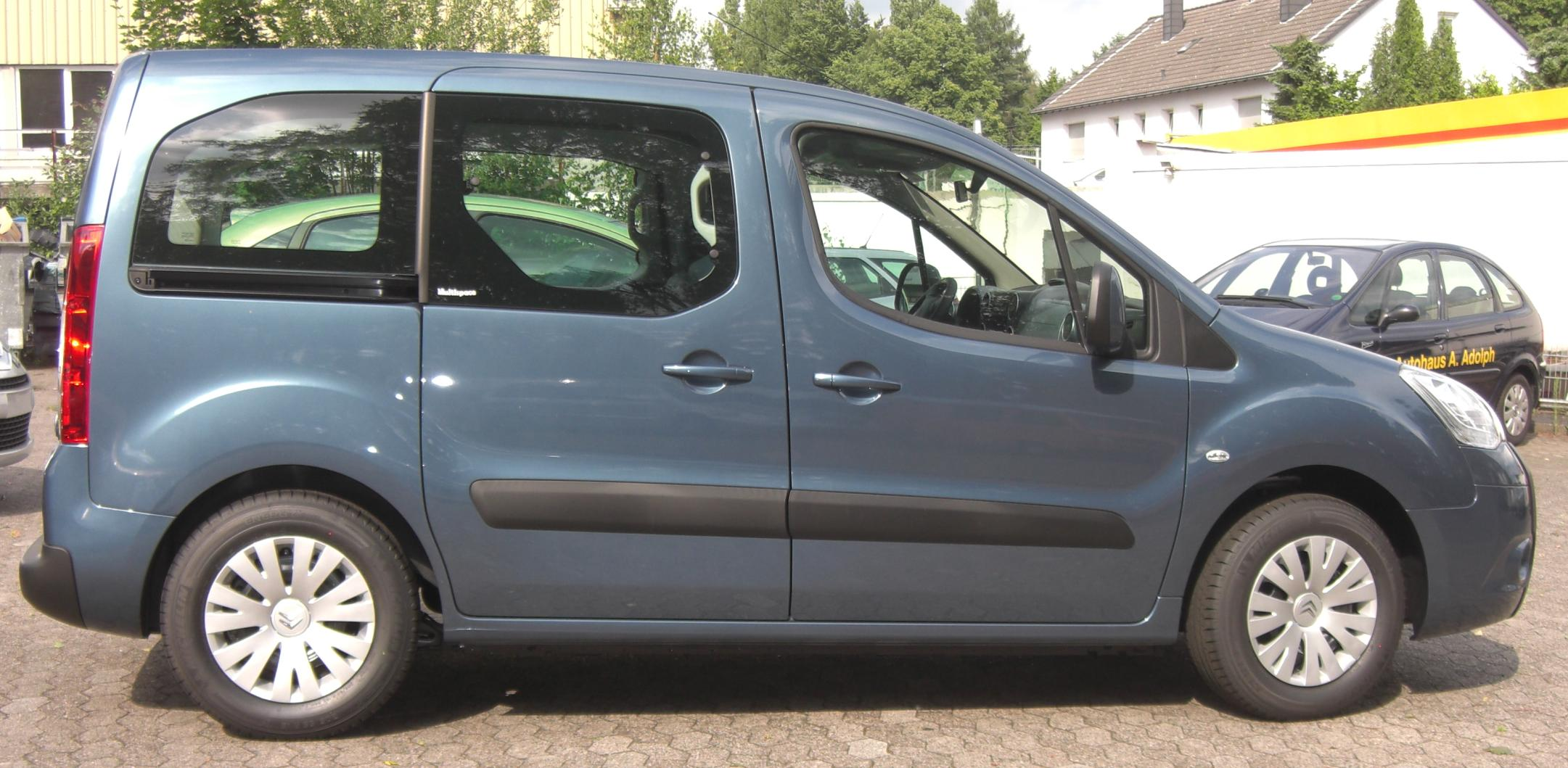 file citroen berlingo ii 2008 wikimedia commons