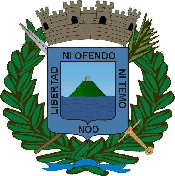 Archivo:Coat of arms of Montevideo Department.png