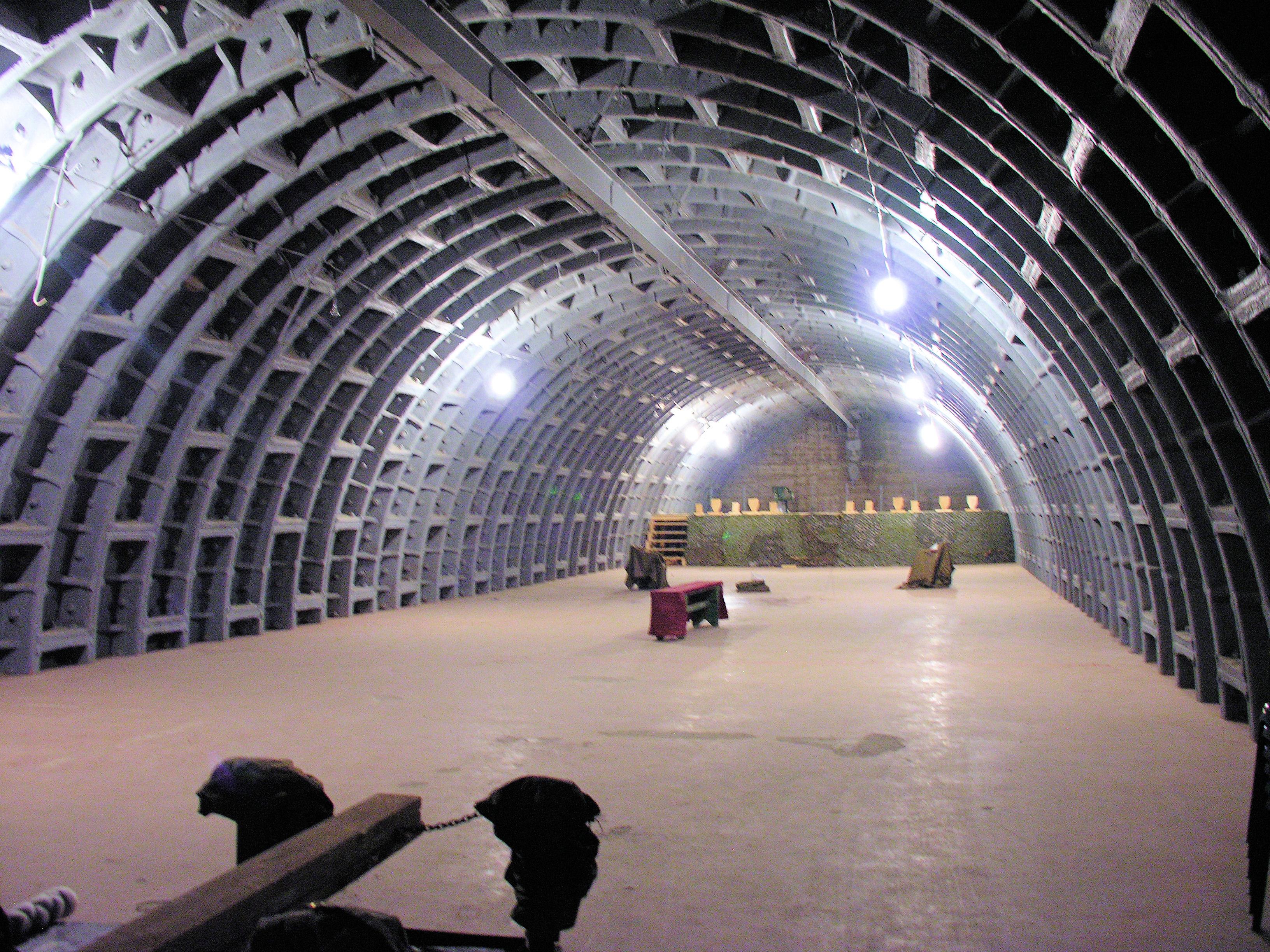 Cold War Bunker Escape Room