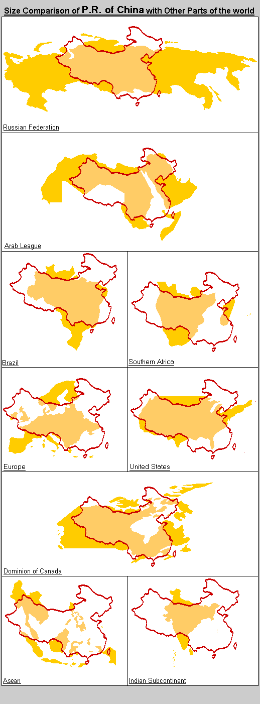 Canada And China Map Comparison File:Comparison Size with China map.png   Wikimedia Commons