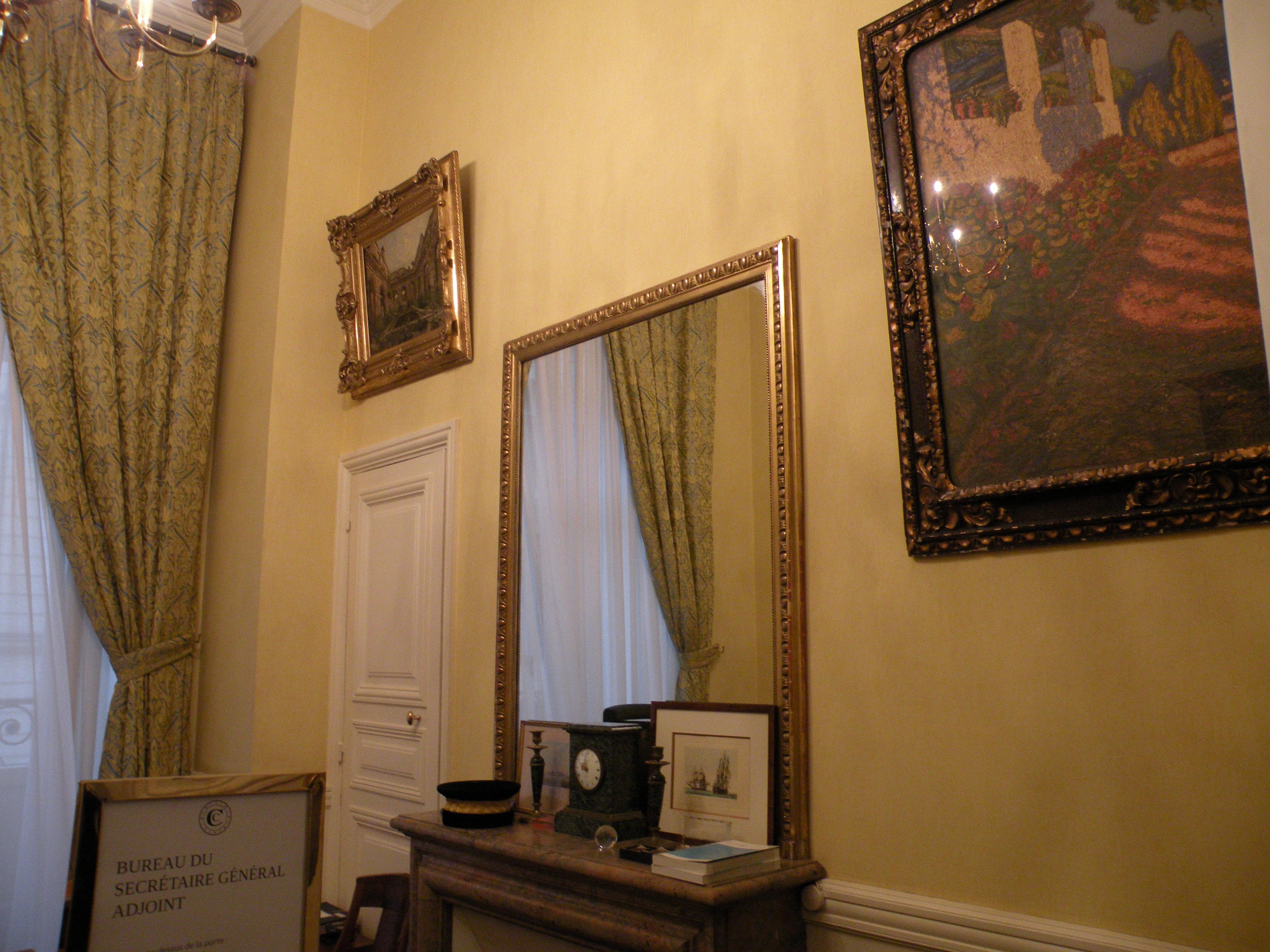 file cour des comptes paris bureau du secretaire general adjoint 2 jpg wikimedia commons. Black Bedroom Furniture Sets. Home Design Ideas