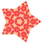 Penrose tiles 3