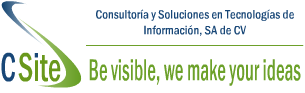English: CSite. Search Engine Optimization Company Español: CSite, SA de CV. Empresa de Posicionamiento Web