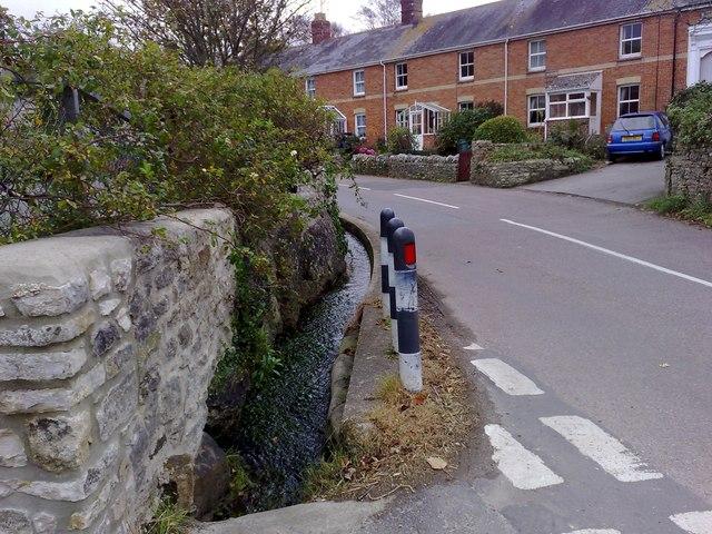 Culvert in Portesham - geograph.org.uk - 1022388