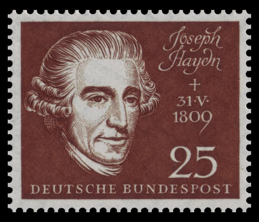 File Dbp 1959 318 Joseph Haydn Jpg Wikimedia Commons
