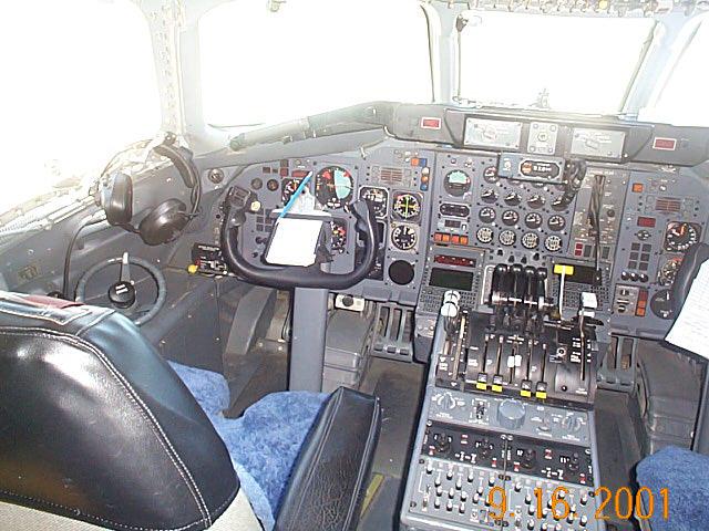 cockpit nasa saucer - photo #21
