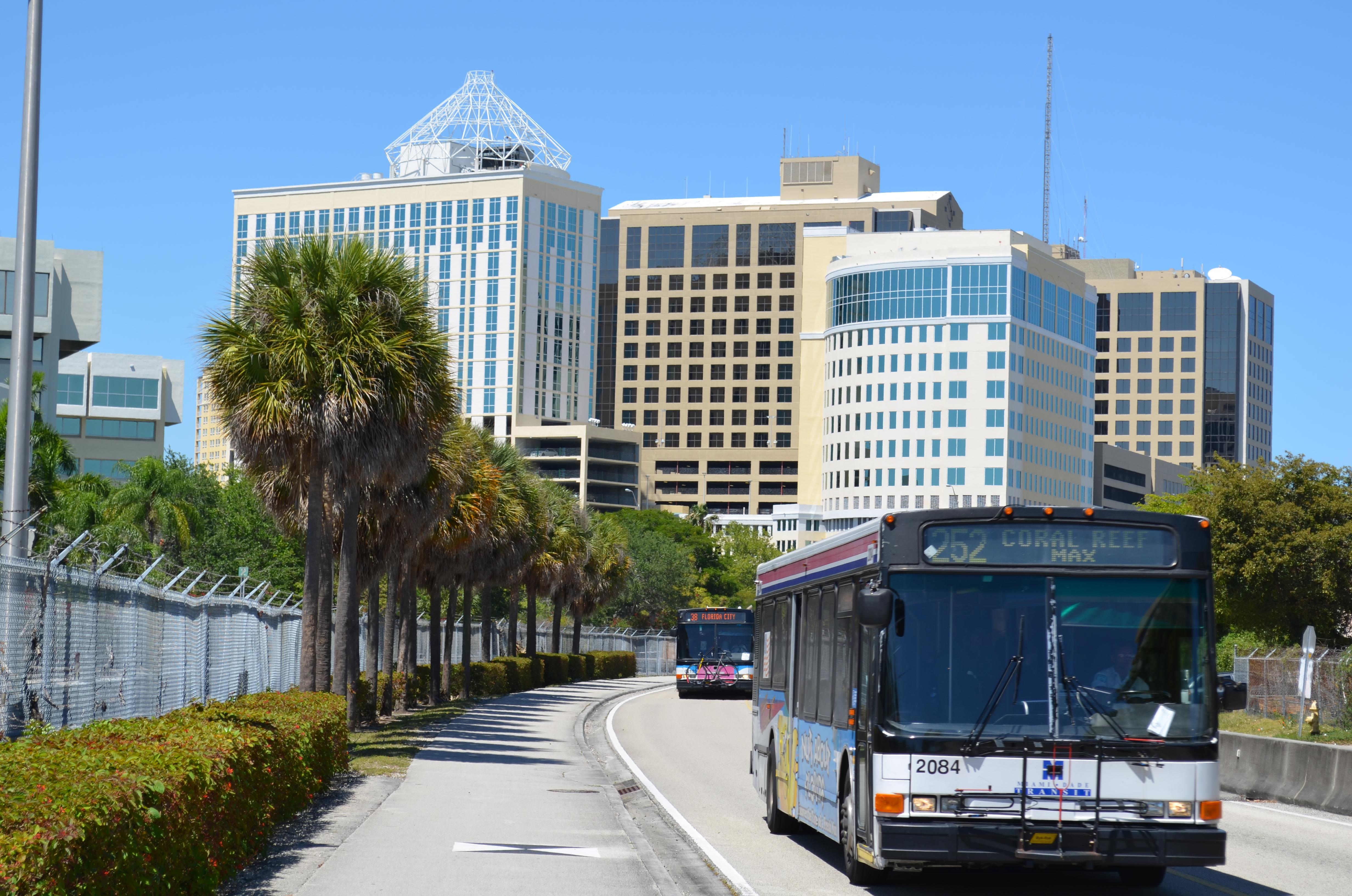 Miami Dade Transit System Frequent Traveler