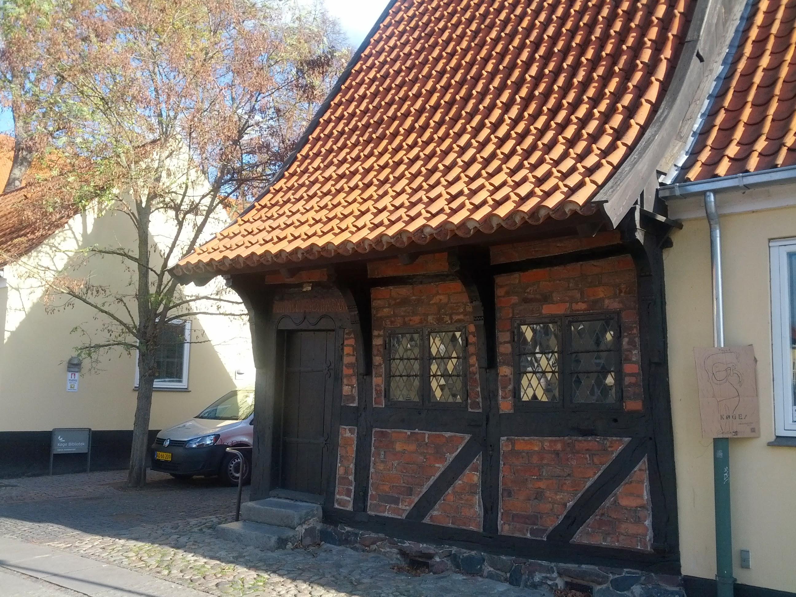 danmarks ældste bindingsværkshus