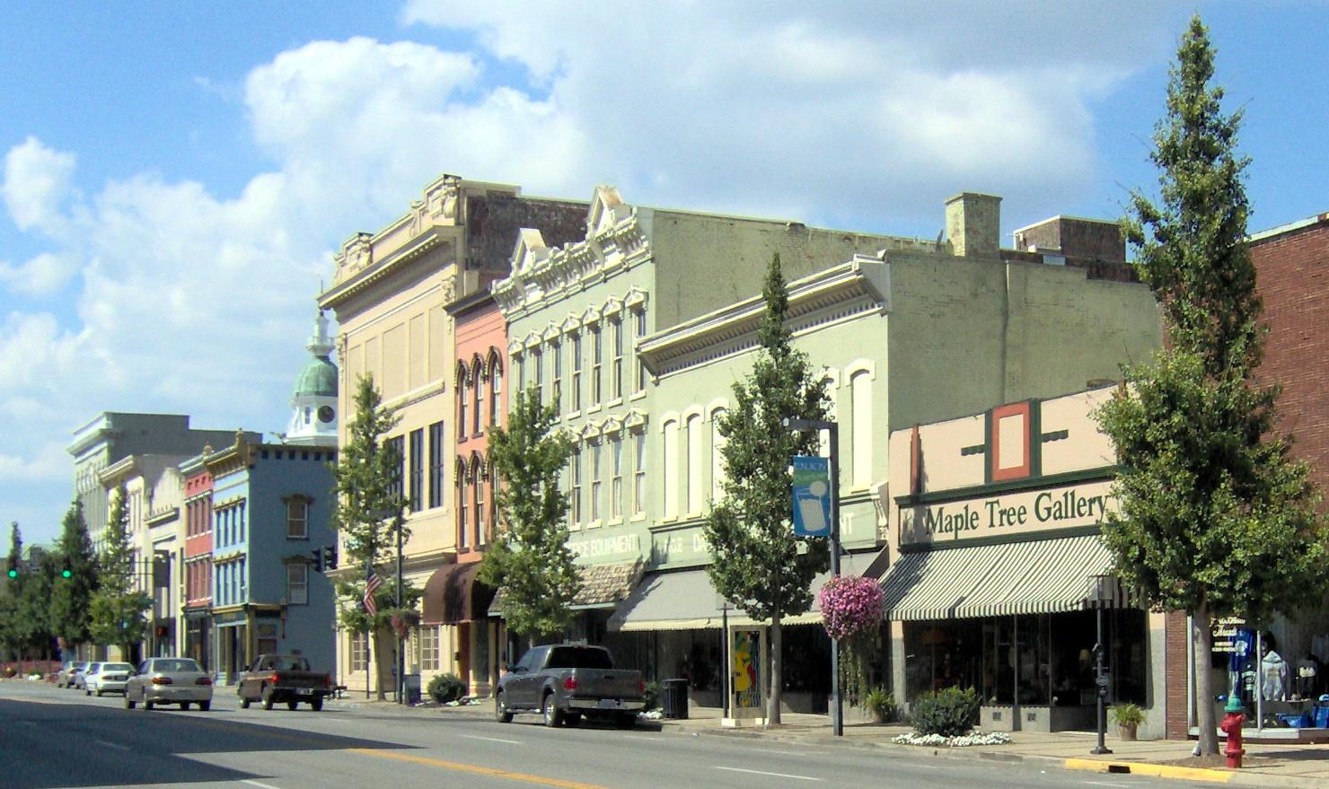 Danville Kentucky Wikiwand