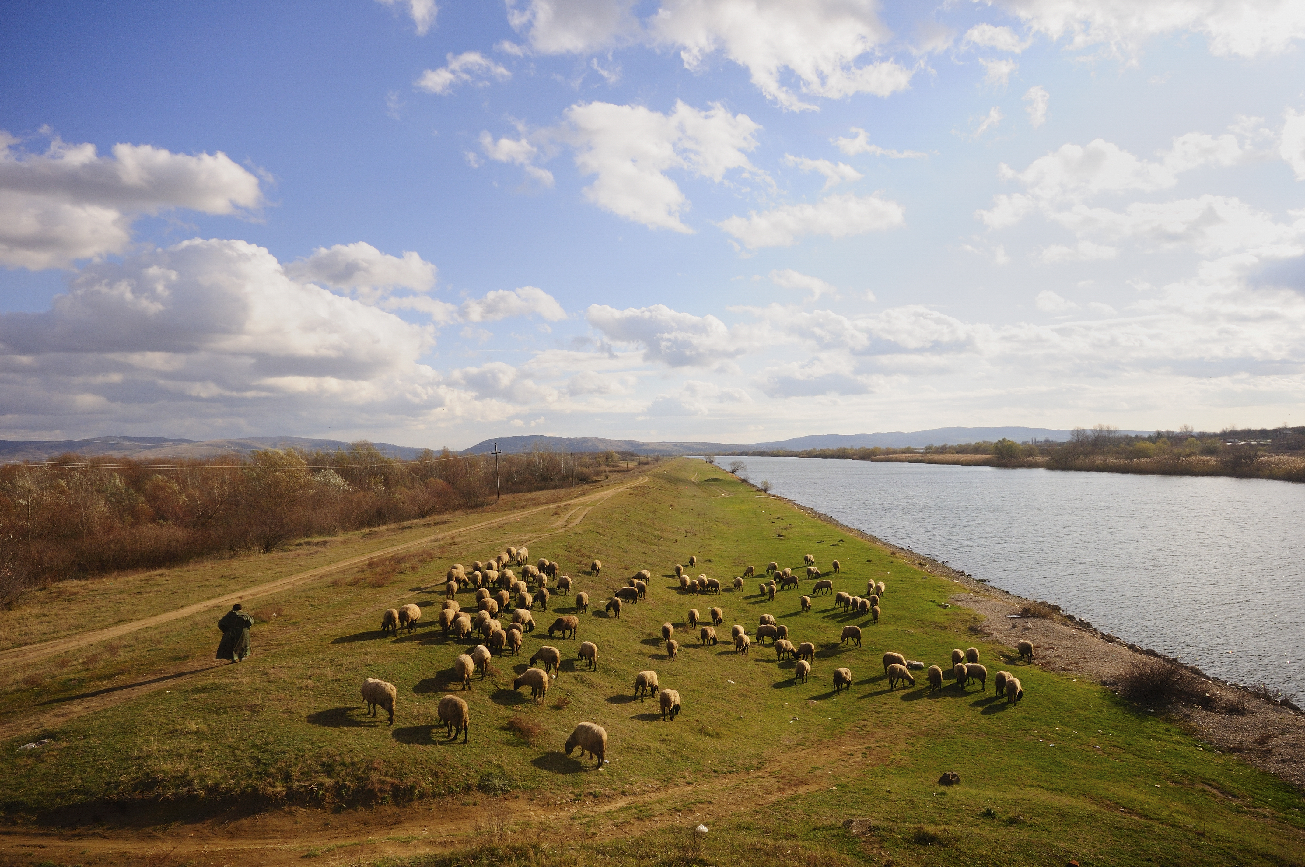 File:Deliblatska peščara, kanal Dunav-Tisa-Dunav.jpg ...