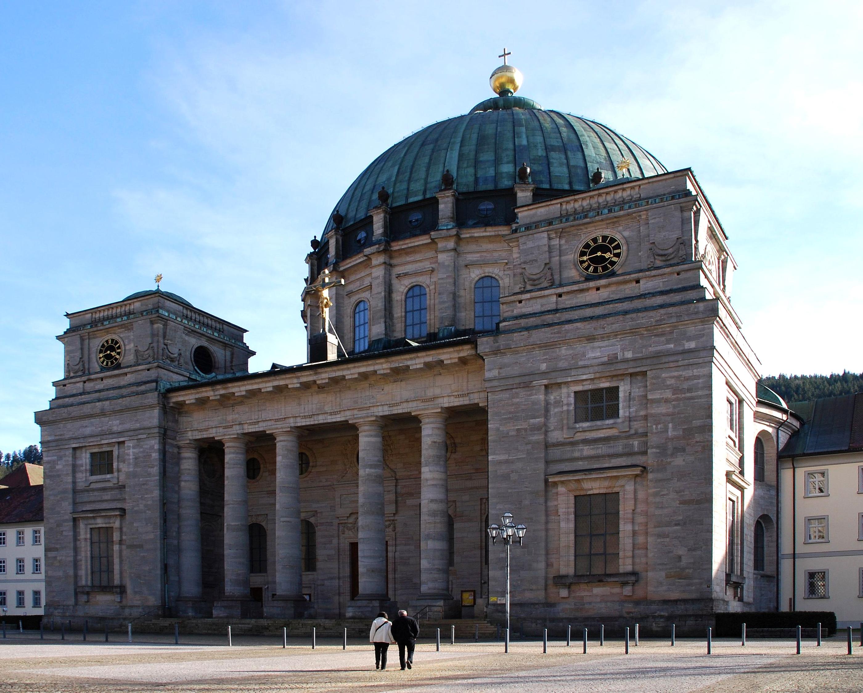 St. Blasien Kaltwintergarten