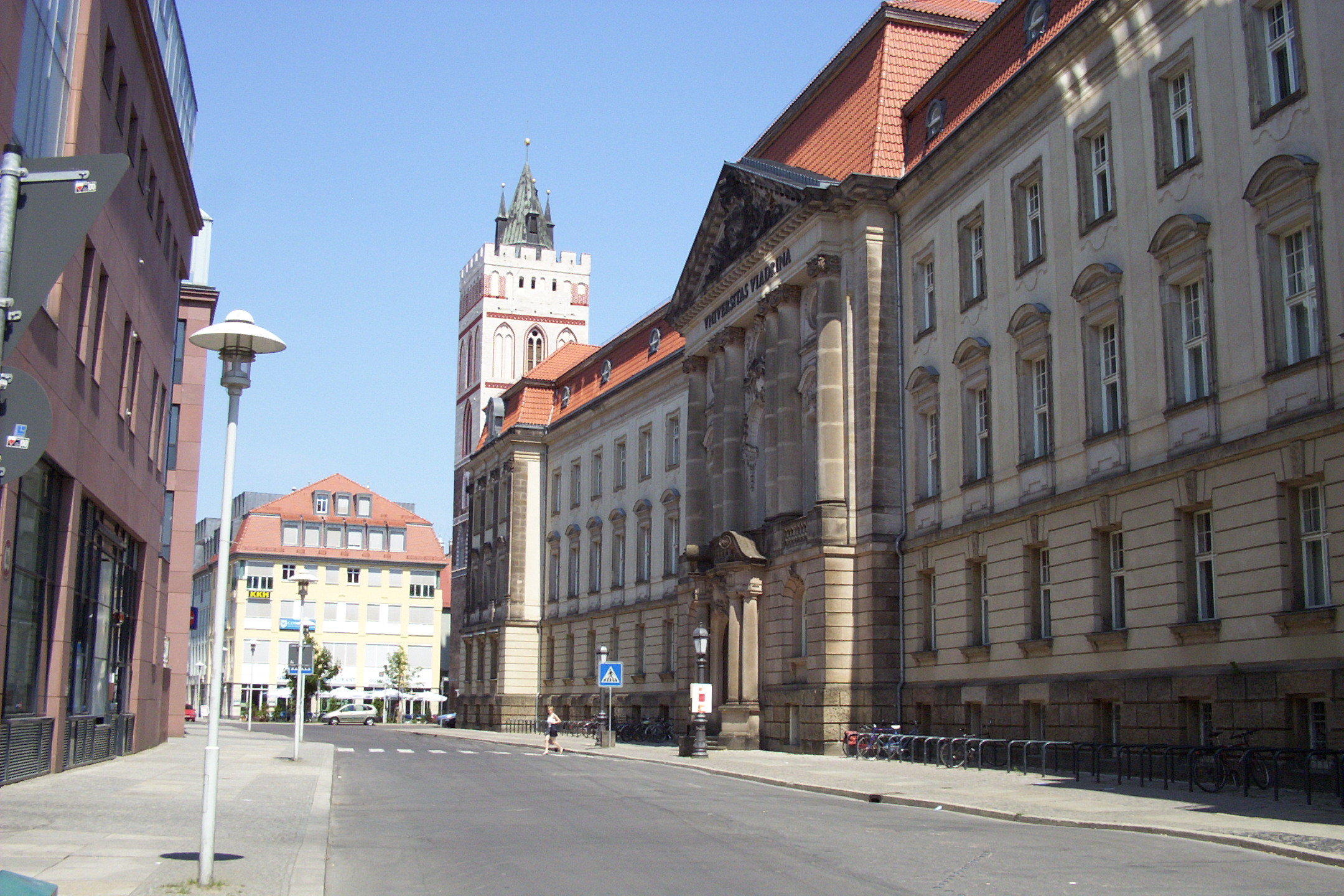 Viadrina European University in Frankfurt (Oder)