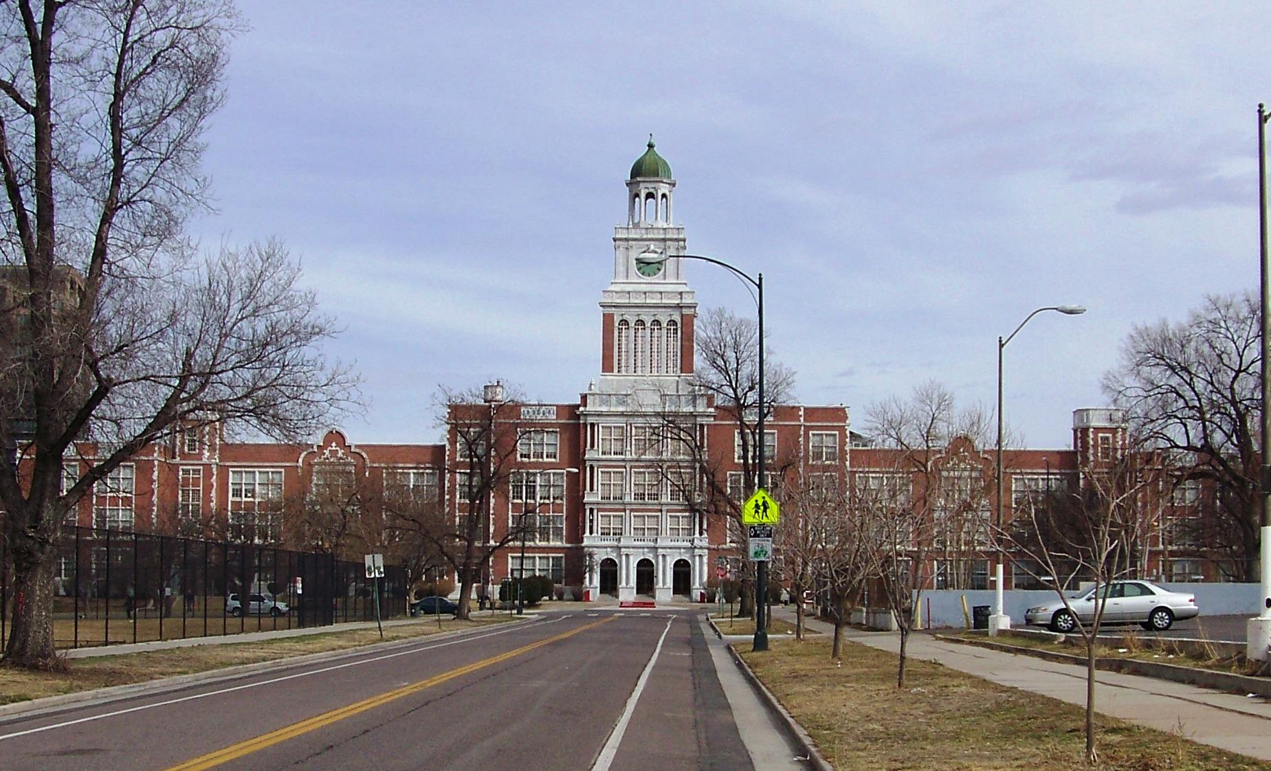 Image result for east high school denver