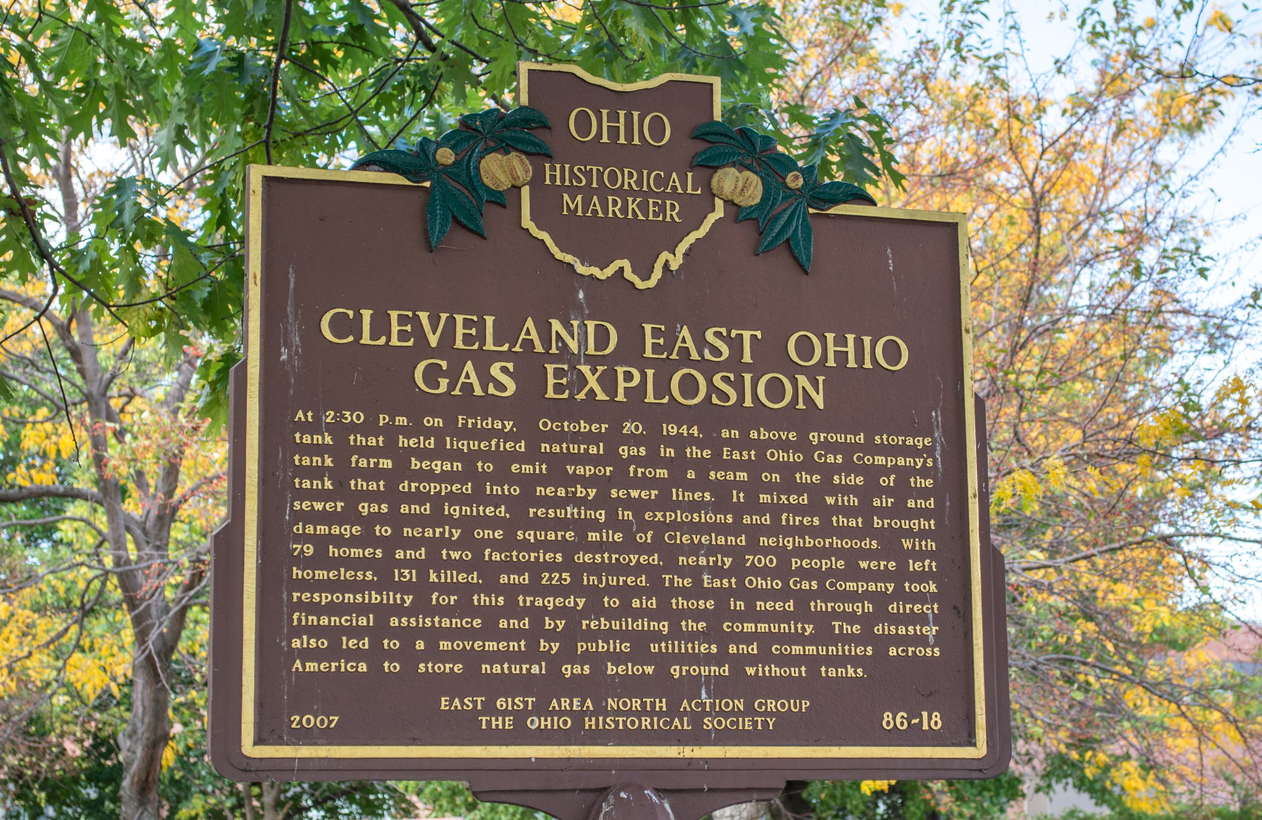 Cleveland East Ohio Gas explosion - Wikipedia